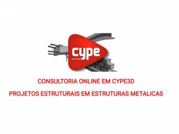 CONSULTORIA ONLINE EM CYPE3D