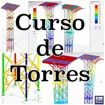 Dlubal - Torres