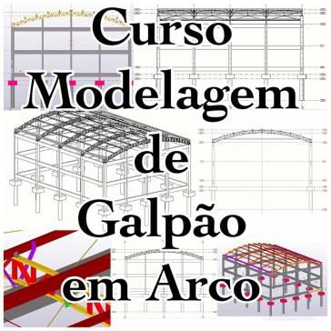 Tekla Structures - Arco
