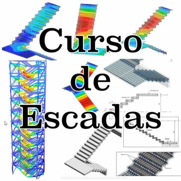Dlubal - Escadas